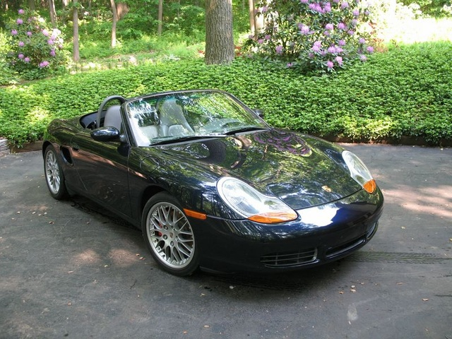 Picture of 2002 Porsche Boxster S, exterior, gallery_worthy