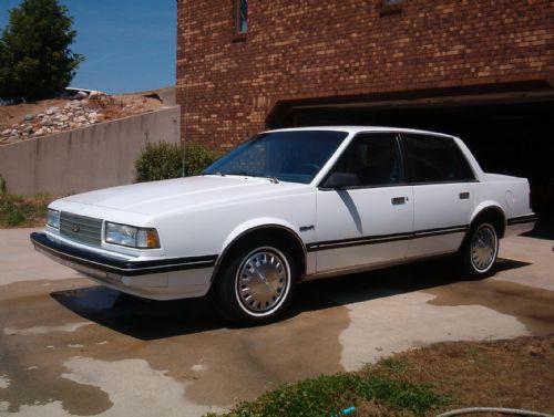 Used 1990 Chevrolet Celebrity Pricing - For Sale | Edmunds