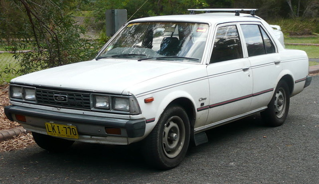 Picture of 1981 Toyota Corona, exterior, gallery_worthy