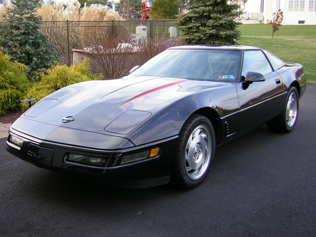 Picture of 1995 Chevrolet Corvette Coupe RWD