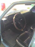 Picture of 1981 Toyota Corona, interior