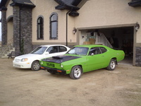 1975 Plymouth Duster picture, exterior