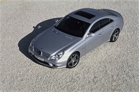 Picture of 2009 Mercedes-Benz CLS-Class CLS 63 AMG, exterior, gallery_worthy
