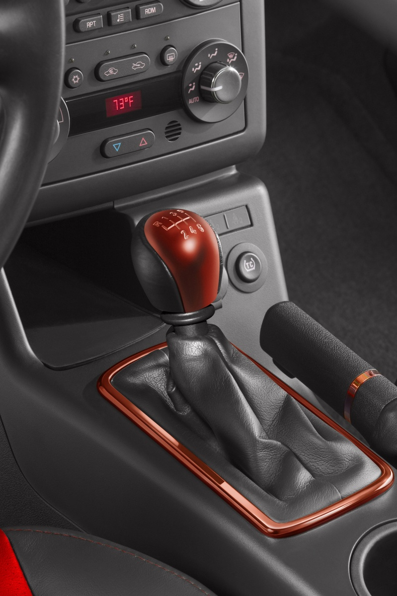 2009 Pontiac G6 GXP Coupe picture, interior