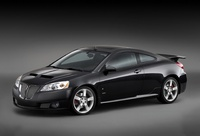 2009 Pontiac G6 GXP Coupe picture, manufacturer, interior