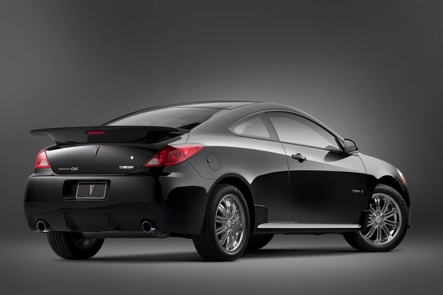 Picture of 2009 Pontiac G6 GXP Coupe, exterior, manufacturer, gallery_worthy