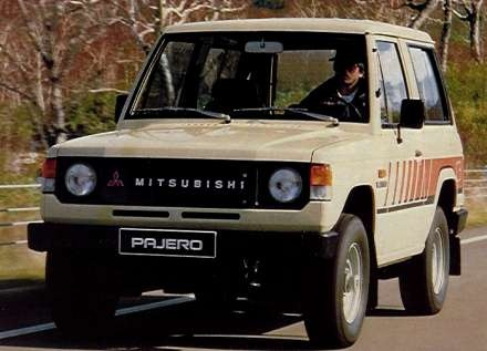 Picture of 1982 Mitsubishi Pajero