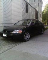 Picture of 1996 Honda Civic Coupe EX, exterior