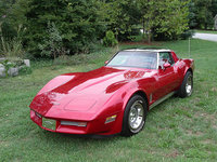 Picture of 1981 Chevrolet Corvette, exterior, gallery_worthy