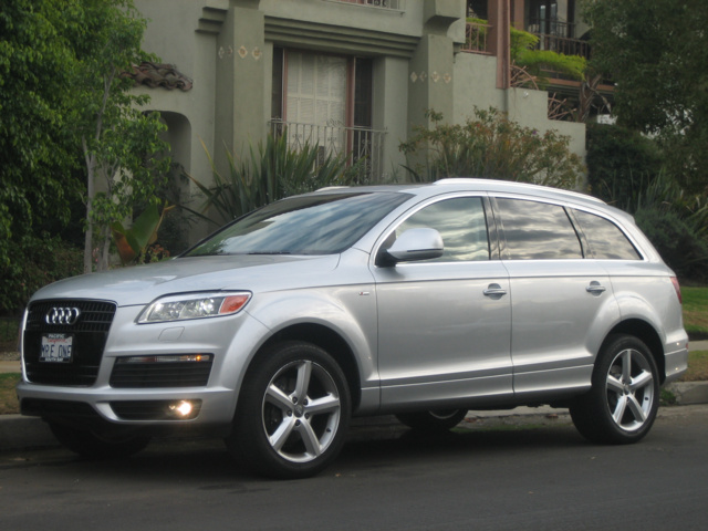 2007 audi q7 overview cargurus. Black Bedroom Furniture Sets. Home Design Ideas