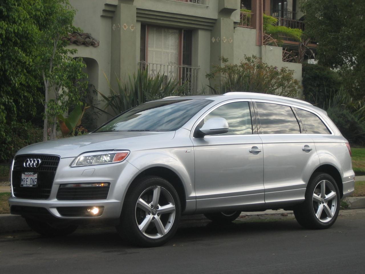Picture of 2007 Audi Q7 3.6 Quattro Premium, exterior