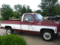 1975 Chevrolet C/K 30 Overview