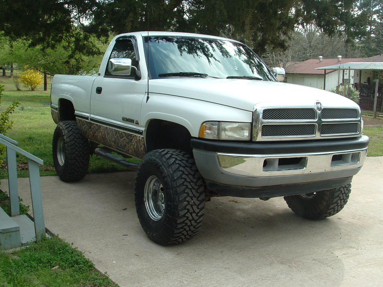 Picture of 1997 Dodge Ram Pickup 1500 2 Dr LT 4WD Standard Cab LB