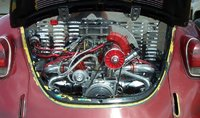 Picture of 1971 Volkswagen Beetle, engine, gallery_worthy