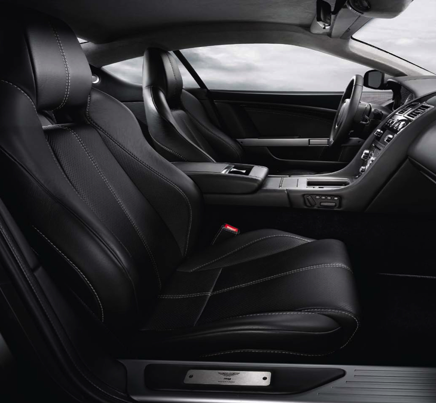 Aston martin vantage v12 price canada