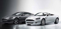 2008 Aston Martin DB9, Double Left View, exterior, manufacturer
