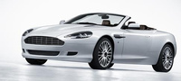 2008 Aston Martin DB9, Front Left Quarter View, manufacturer, exterior