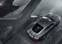 2008 Aston Martin DB9, Overhead View, exterior, manufacturer