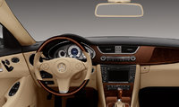 2009 Mercedes-Benz CLS-Class, Interior Front Dash, interior, manufacturer
