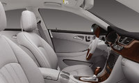 2009 Mercedes-Benz CLS-Class, Interior Side View, interior, manufacturer