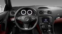 2009 Mercedes-Benz SL-Class, Interior Dash View, interior, manufacturer