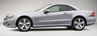 2009 Mercedes-Benz SL-Class, Left Side View, exterior, manufacturer, gallery_worthy
