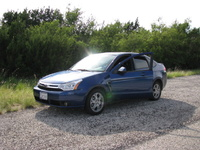 2008 Ford Focus SES picture, exterior