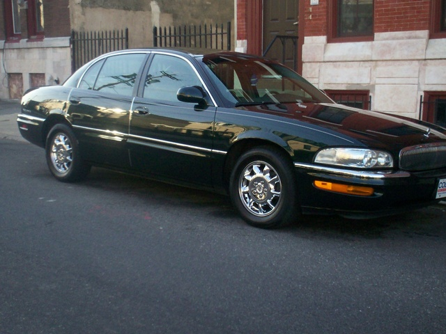 Picture of 2002 Buick Park Avenue FWD, exterior, gallery_worthy