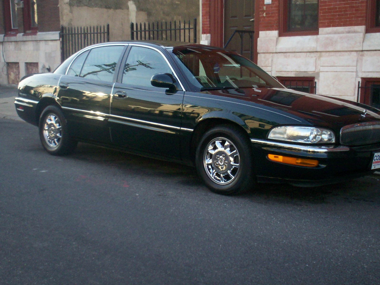 2002 Buick Park Avenue Base picture, exterior