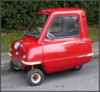 1963 Peel P50 Overview