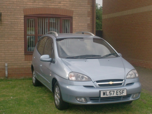 Picture of 2007 Chevrolet Tacuma