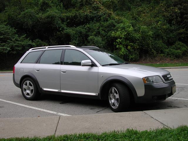 Audi Allroad Overview CarGurus - 2002 audi quattro