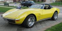 Picture of 1972 Chevrolet Corvette Convertible, exterior
