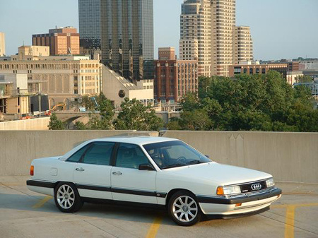 Picture of 1988 Audi 5000, exterior, gallery_worthy