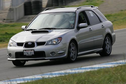 2006 Subaru Impreza Wrx Trim Information Cargurus