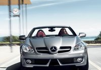 2009 Mercedes-Benz SLK-Class, SLK 300 Front View, exterior, manufacturer