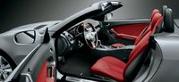 2009 Mercedes-Benz SLK-Class, SLK 300 Interior View, interior, manufacturer