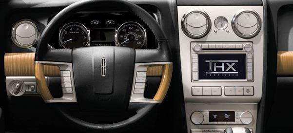 2009+lincoln+mkz+interior