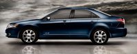 2009 Lincoln MKZ, Left Side View, exterior, manufacturer