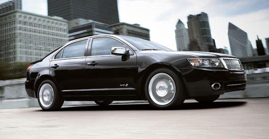 Lincoln Mkz 2009. 2009 Lincoln MKZ