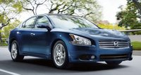 2009 Nissan Maxima, Front Right Quarter View, exterior, manufacturer, gallery_worthy