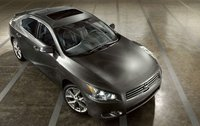 2009 Nissan Maxima, Overhead View, exterior, manufacturer