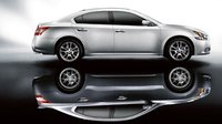 2009 Nissan Maxima, Reflected Right Side View, exterior, manufacturer