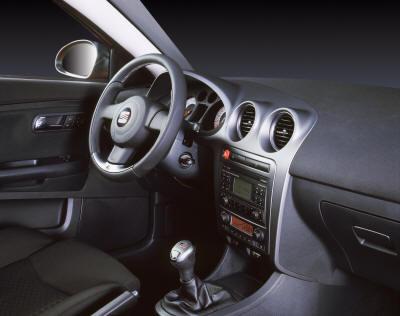2003 Seat Ibiza - Interior Pictures - CarGurus