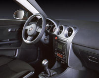 Picture of 2003 Seat Ibiza, interior
