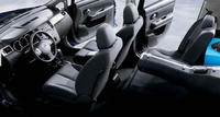 2009 Nissan Versa, Interior View, manufacturer, interior