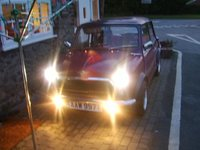 1978 Morris Mini Overview
