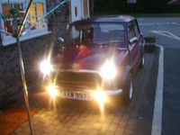 1978 Morris Mini Overview