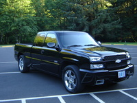 2005 Chevrolet Silverado 1500 SS Picture Gallery