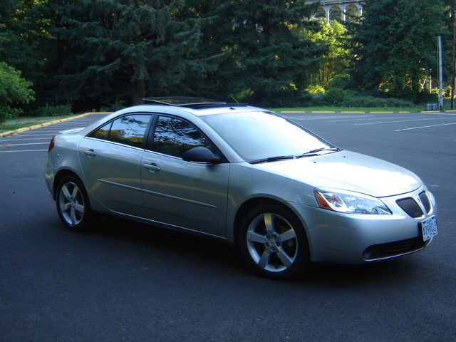 Picture of 2006 Pontiac G6 GTP